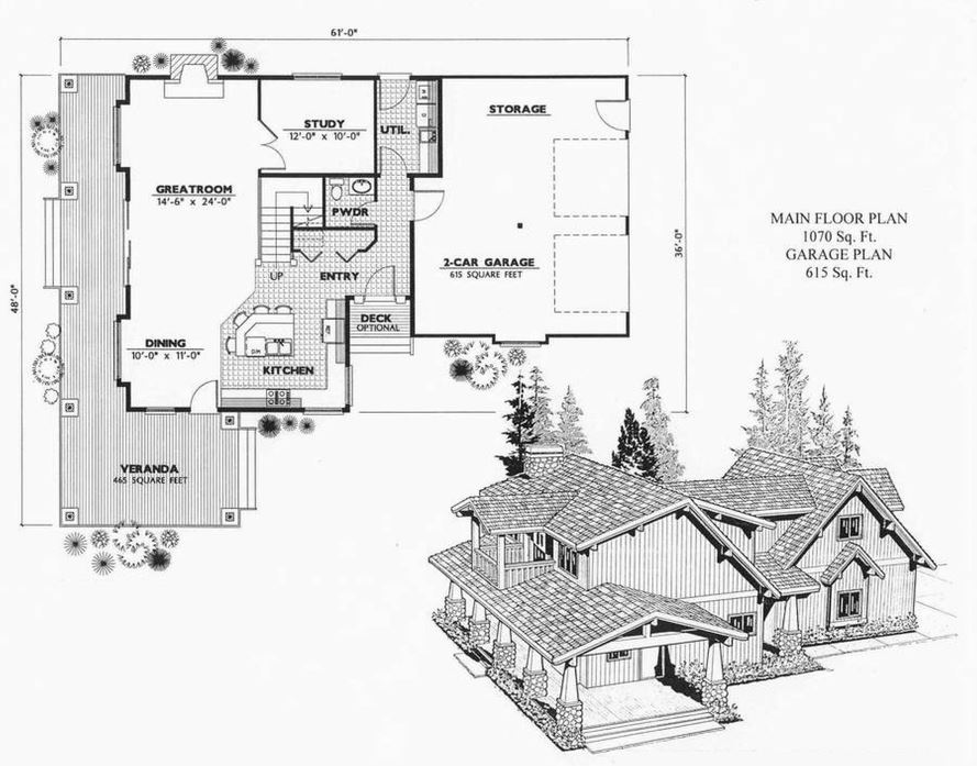 Country Ranch 3235 Home Plan By Pan Abode Cedar Log Homes