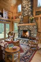 Ironwood Log Home Plan By Coventry Log Homes