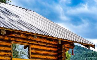 log home roofing companies