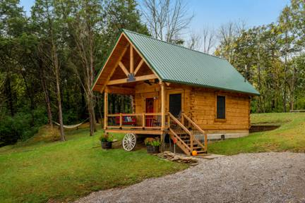 Fairlea Log Home Floor Plan From Appalachian Log Structures