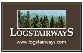 log stairways logo